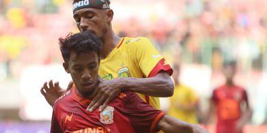 Tahan Bhayangkara FC, Ini Catatan Bagus Borneo FC pada Putaran Kedua