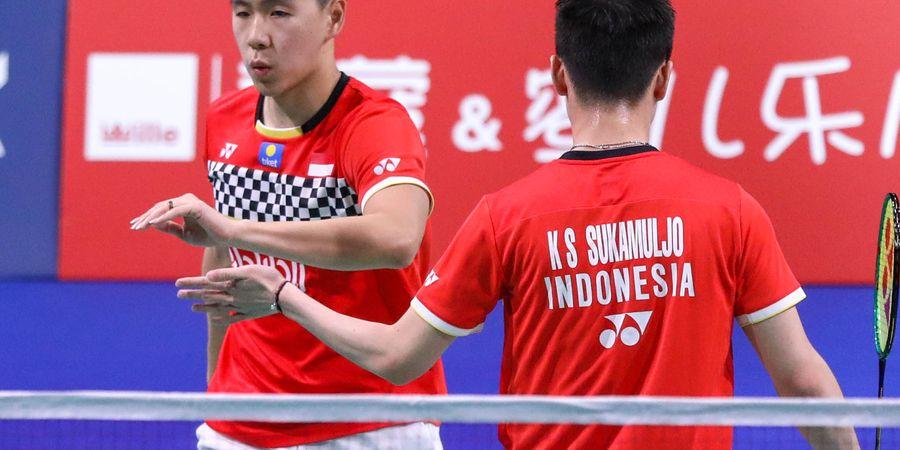 Denmark Open 2019 - Marcus/Kevin Senang Bisa Pertahankan Gelar