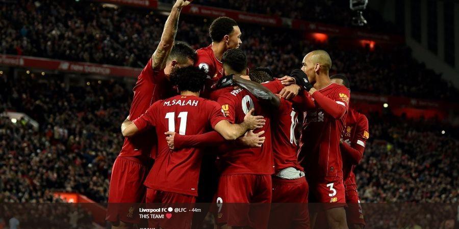 Mourinho Sebut Liverpool Susah Tersandung di Liga Inggris Musim Ini
