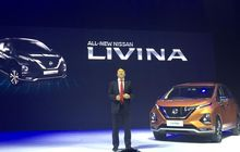 Kembaran Xpander Meluncur, Begini Fakta-fakta Nissan All New Livina