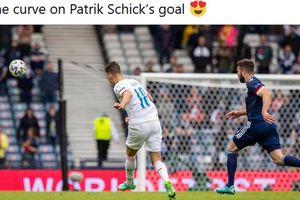 Cetak Gol Terjauh dalam Sejarah EURO, Patrik Schick Akui Sudah Rencanakan dari Babak 1