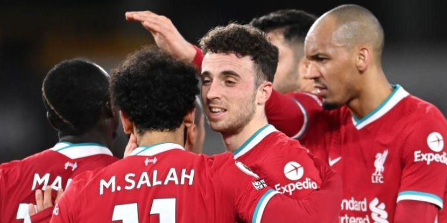 Liverpool Menang atas Wolves, Wasit yang Bertugas Lepas Kendali