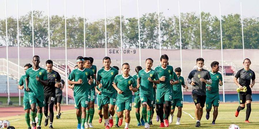 Empat Pemainnya Terpapar COVID-19, Ini Pernyataan Resmi Persebaya Surabaya