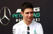 Esteban Ocon Percaya Mercedes Takkan Begitu Saja Membuang Bakatnya