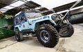 Ini Dia Jeep CJ-7 Mainannya Anak Harley