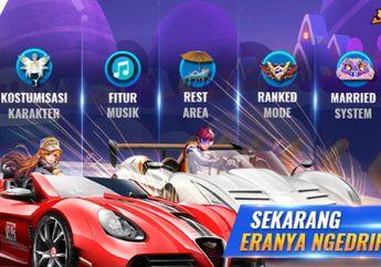 Garena Speed Drifters Besok Rilis, Kenali Dulu 5 Fitur Kerennya, Nih!