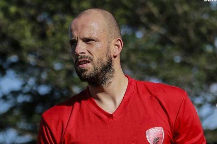 Striker anyar PSM Makassar, Anco Jansen.