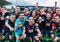Cantumkan Nama Indonesia di Jersey, Eibar Ciptakan Sejarah Baru Kalahkan Real Madrid