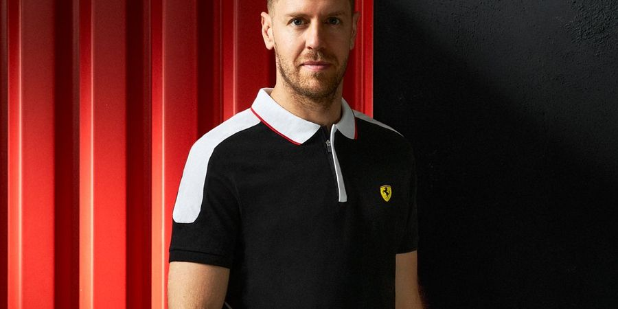 Bos Ferrari Ungkap Hal yang Buat Timnya Sangat Mencintai Sebastian Vettel