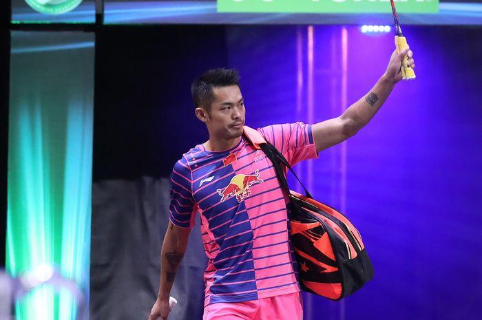 Pebulu tangkis asal China, Lin Dan memutuskan pensiun pada usia 37 tahun.