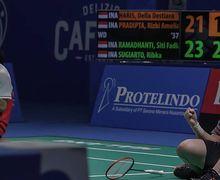 Ranking BWF  Terbaru - Siti/Ribka Melesat 28 Peringkat Usai Juarai Indonesia Masters 2019