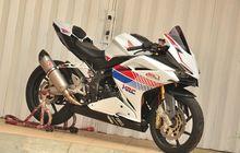 Hindari Mentok, Berapakah Batas Aman Upgrade Ban Honda CBR250RR?