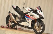 Awas Mentok! Segini Ukuran Maksimal Upgrade Ban Honda CBR250RR