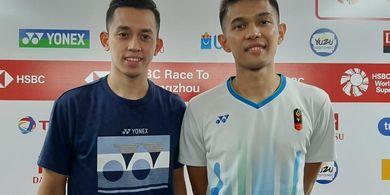 Jadwal Semifinal Indonesia Masters 2020 - Gelar Derbi, Ganda Putra Pastikan 1 Tiket Final