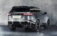 Sentuhan Minimalis Overfinch Bikin Range Rover Velar Tampil Maksimal