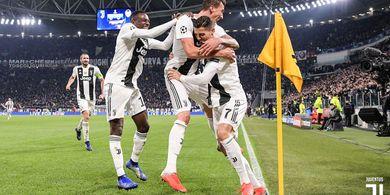 Tak Ada Pesepak Bola yang Bisa Mencapai Level Permainan Cristiano Ronaldo
