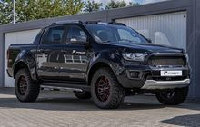 Triton and Hilux should be alert, the old Ford Ranger by prior design is special