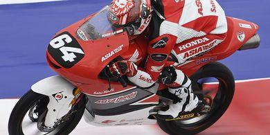 Hasil Kualifikasi Moto3 Emilia Romagna 2021 - Pembalap Q1 yang Singkirkan Mario Aji Raih Pole Position