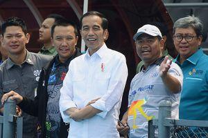 Soal Pengganti Menpora Imam Nahrawi, Ini Tanggapan Presiden Jokowi