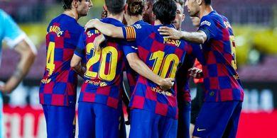 Hadapi Villarreal, Barcelona Suntikkan Tenaga Tambahan dari Tim B