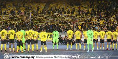 Kualifikasi Piala Dunia 2022 - 3 Pesaing Timnas Malaysia Setuju Pertandingan Dipindah Juni