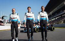 Otorace: Tim Williams F1 Dipastikan Absen Hari Pertama Tes Barcelona