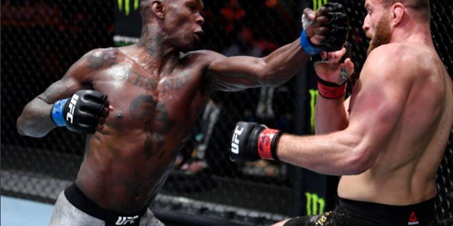 Reaksi Presiden UFC usai Israel Adesanya Dinodai Jan Blachowicz