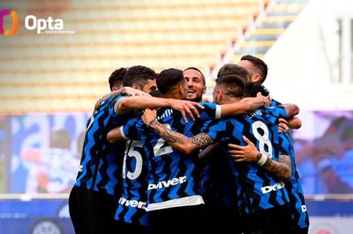 Demi Selamatkan Finansial, Inter Milan Siapkan 2 Rencana Besar thumbnail