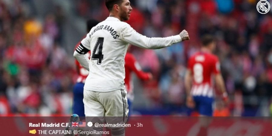 5 Penyerang Top di Klub Eropa yang Kalah Tajam dari Sergio Ramos