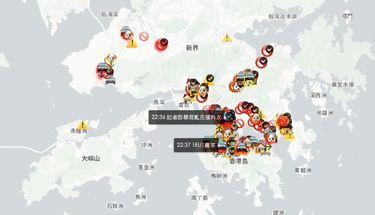 Sehari Setelah Dikembalikan, HKmap Kembali Ditarik dari App Store
