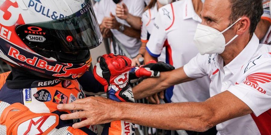 Tampil Impresif, Marc Marquez Diklaim Bos Repsol Honda Sudah Kembali Jadi Juara