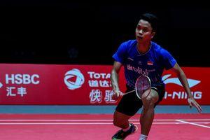 BWF World Tour Finals 2019 - Nasib Anthony Ginting Kini Masih Belum Aman