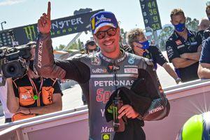 Hasil MotoGP Teruel 2020 - Penuh Drama, Franco Morbidelli Bungkus Kemenangan Kedua