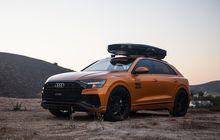 Audi Bongsor Penantang Mercy GLE dan BMW X6 Tampil Keren Pakai Pelek Vossen