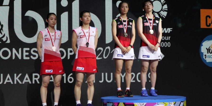Thailand Open 2019 - 3 Ganda Putri Unggulan Jepang Kandas, Park Joo-bong Angkat Bicara