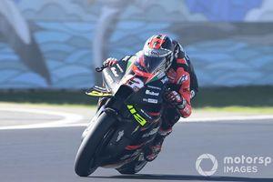 MotoGP San Marino 2021 – Maverick Vinales Beberkan Kekuatan Motor Aprilia yang Tak Dimiliki Yamaha