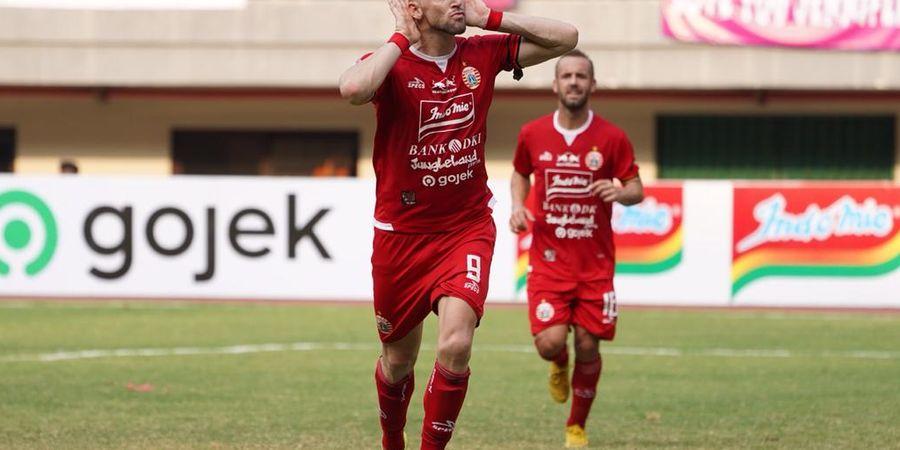 Marko Simic, Predator Tergalak di Liga 1 2019 dan Kecintaannya dengan Persija