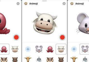 iOS 13 Dilengkapi Dengan Stiker Animoji dan Memoji Baru Yang Menarik