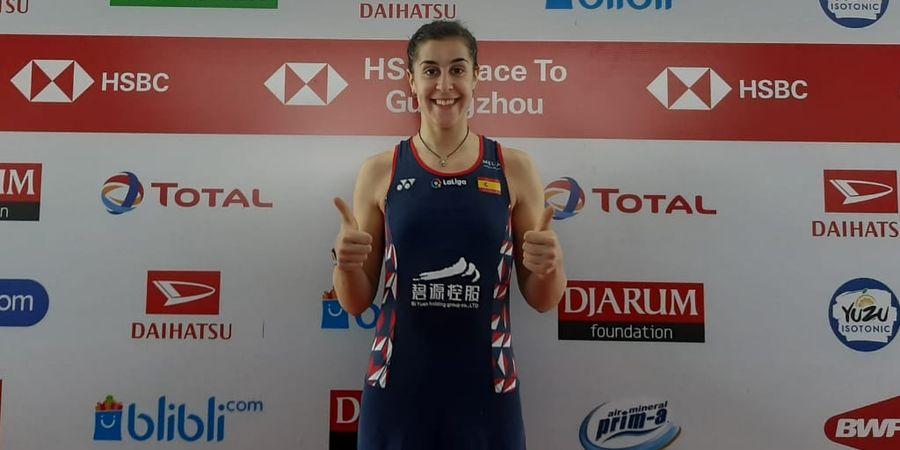 Carolina Marin, Covid-19, dan Medali Olimpiade untuk Tenaga Medis Spanyol