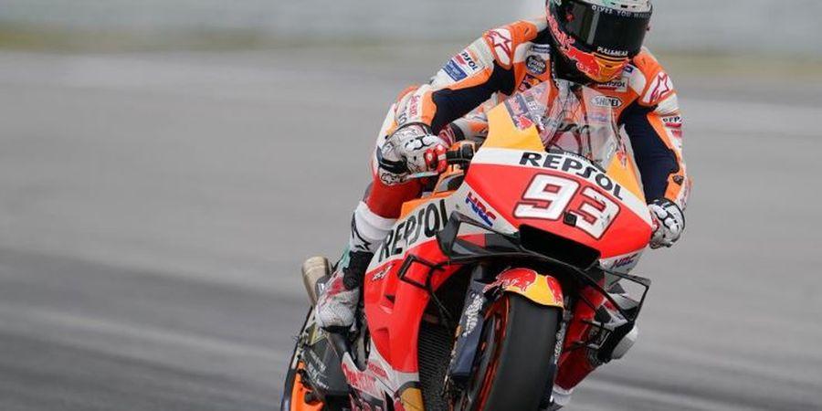 MotoGP Catalunya 2019 - Meski Lakukan Kesalahan, Marquez Puas dengan Hasil Kualifikasi