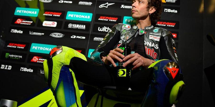 Valentino Rossi Sebut Peran Pembalap Sudah Berkurang di MotoGP