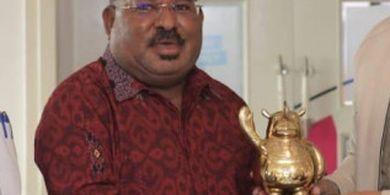 PON 2020, Gubernur Papua Surati Presiden Jokowi Minta Arahan