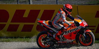 Situasinya Aneh, Marc Marquez Bisa Kembali Garang di MotoGP?