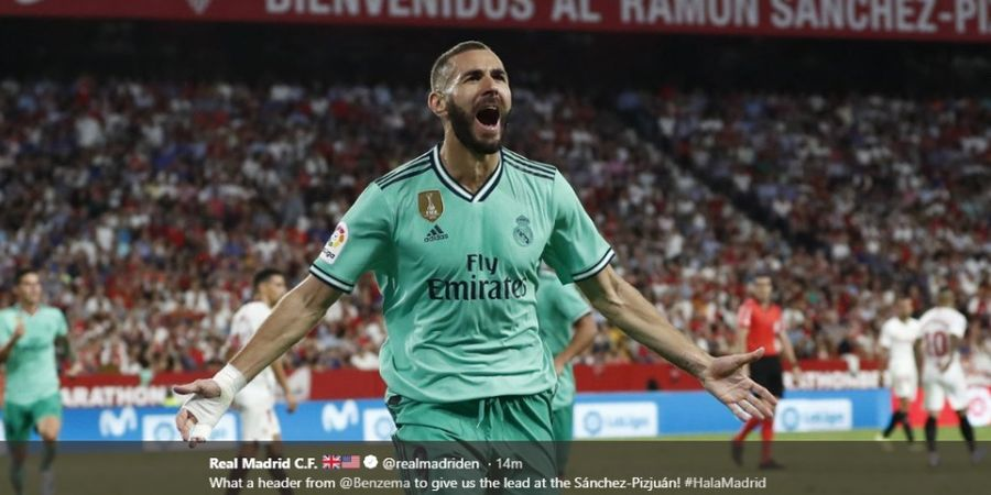 Selama Deschamps Latih Timnas Prancis, Karim Benzema Tak Akan Dipanggil