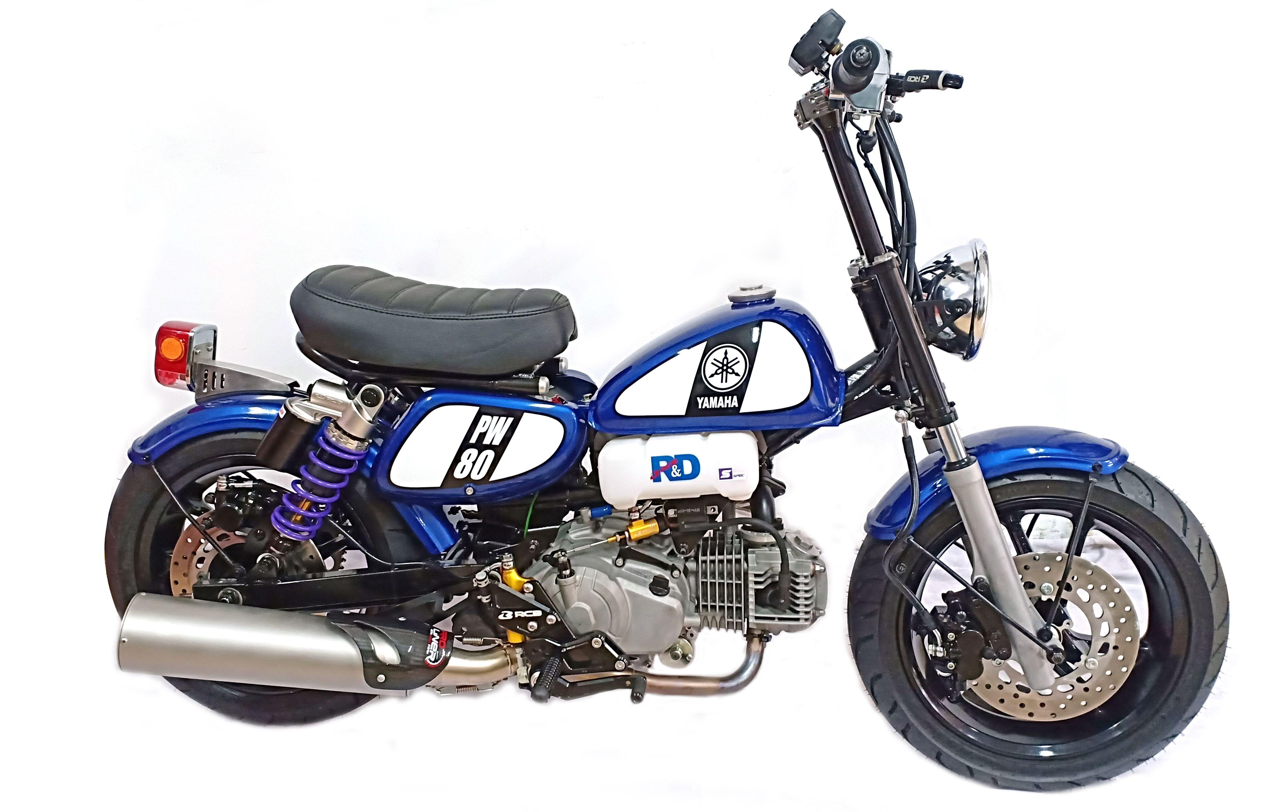 Yamaha Yaki Dikira Motor Keluaran Pabrik Padahal Hasil Modif Semua Halaman Motorplus