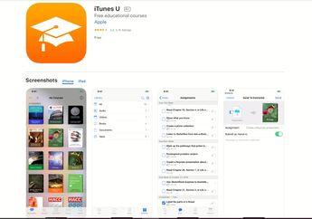 Apple Segera Hentikan Aplikasi Layanan iTunes U dan iBooks Author