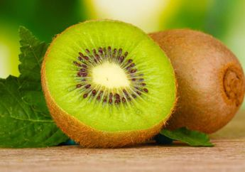 Rajin Konsumsi Buah Kiwi, Ini 6 Khasiat yang Akan Didapatkan