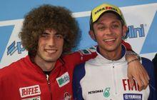 Insiden Marco Simoncelli Jadi Inspirasi Valentino Rossi Masih Balap Hingga Kini
