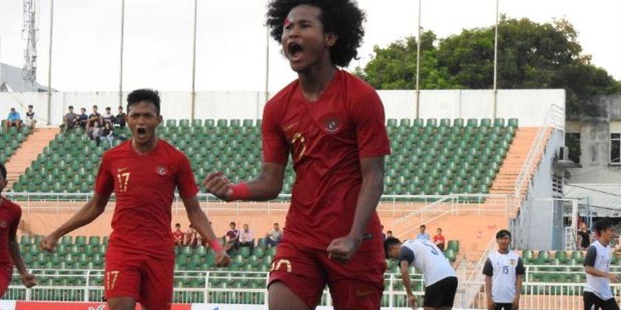Jadwal Kick-off dan Link Live Streaming Piala AFF U-18, Timnas U-18 Indonesia vs Myanmar