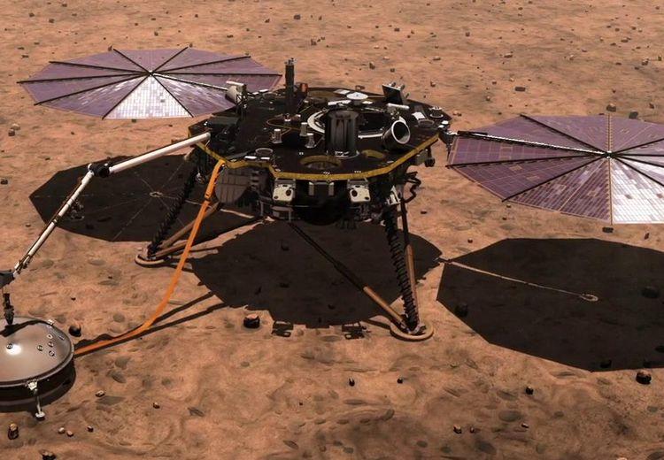 Untuk Pertama Kalinya, NASA Berhasil Merekam Suara Gemuruh di Mars